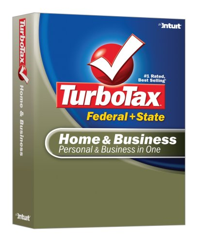 TurboTax Deluxe 2005 With State Win/Mac Old Version